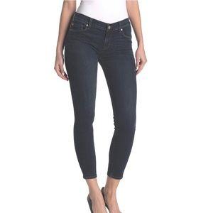 Hudson Women's Krista Ankle Skinny Jeans 25 $198